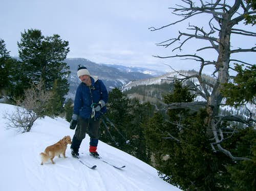 Boulder Creek Ridge