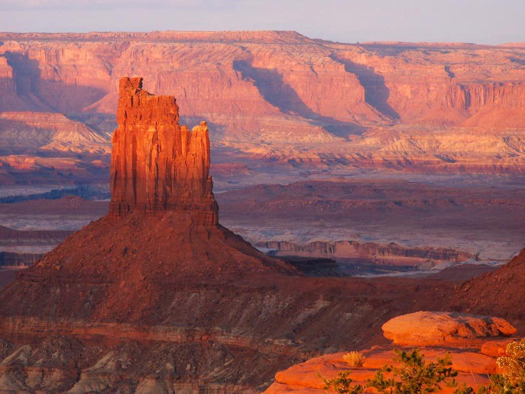Green River Overlook  Canyonlands   Photos  Diagrams  U0026 Topos   Summitpost