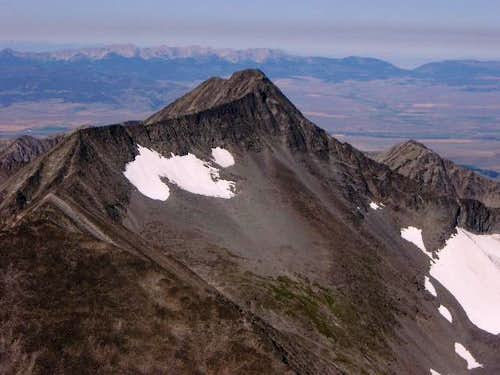 Iddings Peak