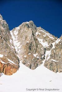 East Couloir and St Jean - May 7, 2006