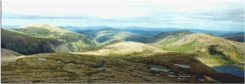 Typical Cairngorms landscape...