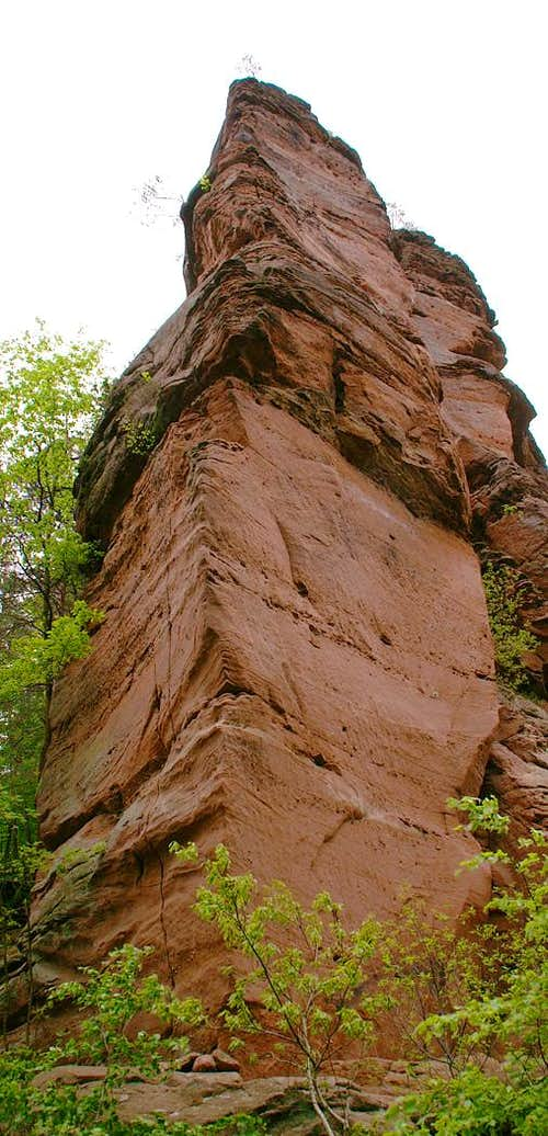 Neyturm south-east face