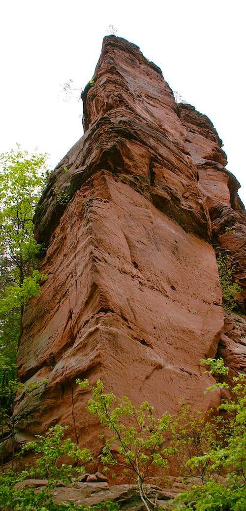 Neyturm south-east face