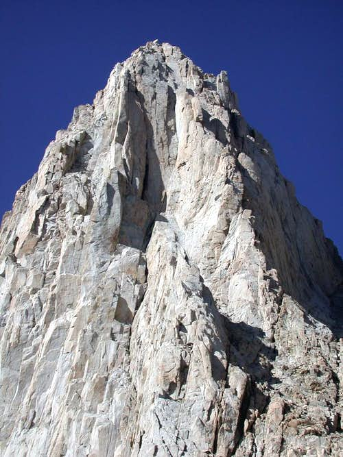East Face of Mt. Whitney