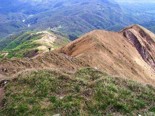Monte Cuarnan / Mali Karman