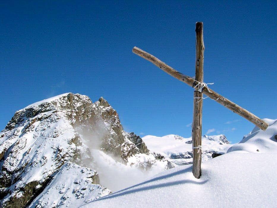 The cross of Petit Tournalin