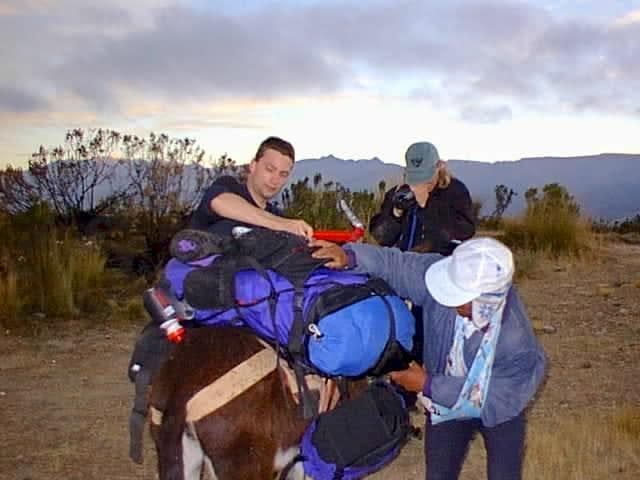 Ilimani Expedition-Bolivia