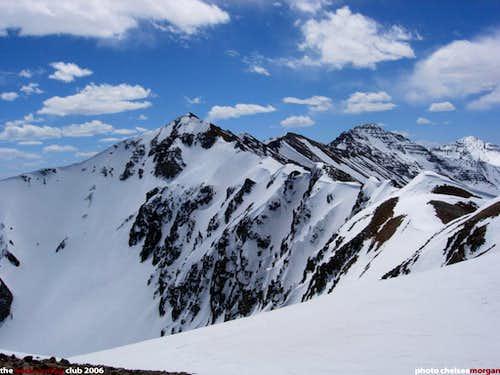 Hayden Peak from