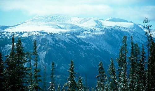 Tokewanna Peak
