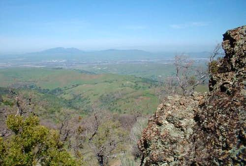 View of Mount Diablo from...