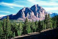 Red Castle Peak
