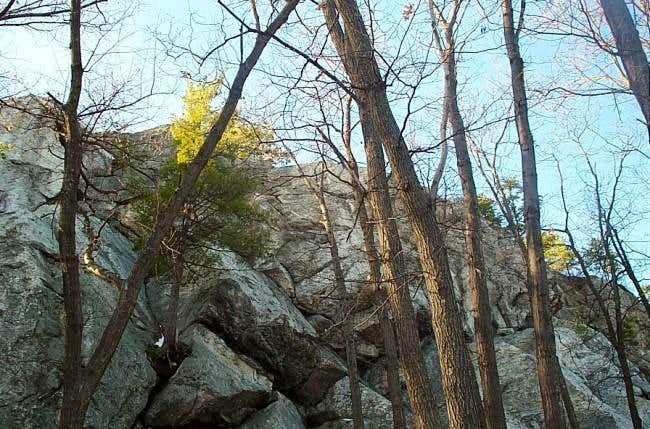 Rock Rimmon Apr. 10th.