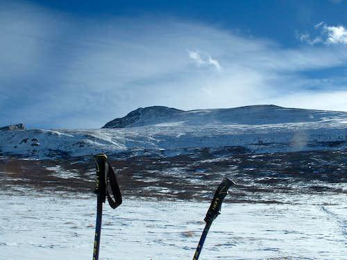 Mt Bierstadt