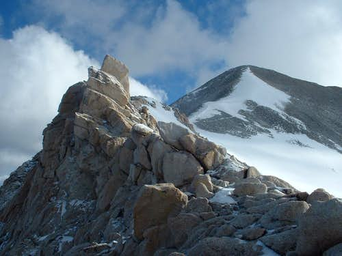 Mount Antero and Cronin Peak