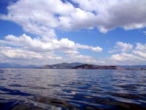 Ohrid Lake,Macedonia
