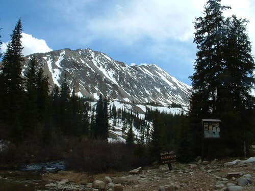Point 12,591 and Cronin Peak