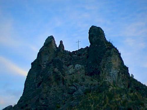 The Devils Molar - Bolivia