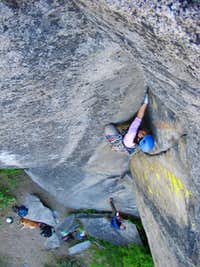 RPC\'s Leavenworth Cragging