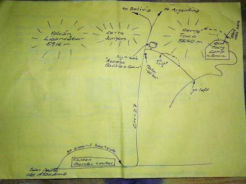 Approach Sketch