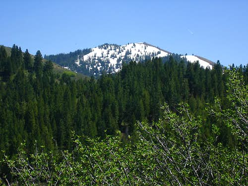 Thorn Creek Butte