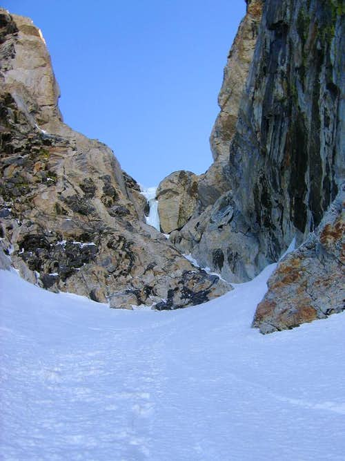 Upper Couloir