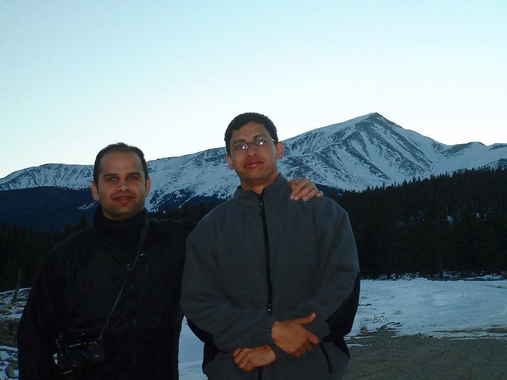 Me and Gokhale