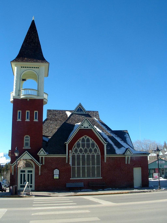 Church in Leadville, CO