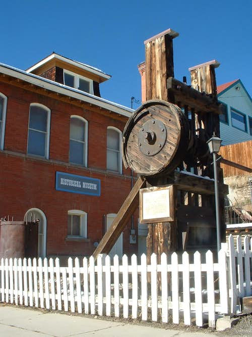 Museum in Leadville, CO