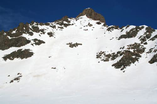 Wetterhorn Peak\'s East Face