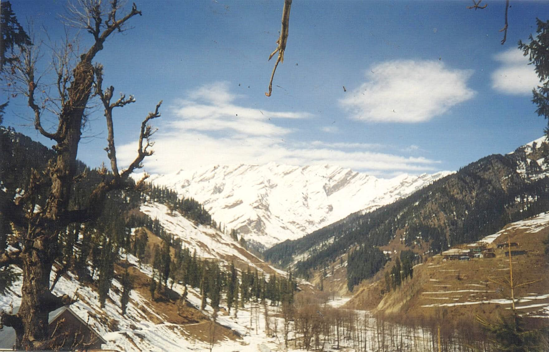 Beas Kund and Patalsu Base Camp, HP, India, 1995