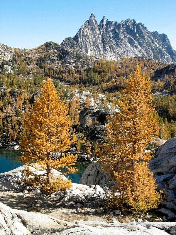 Prusik Peak and Golden Week (Almost)