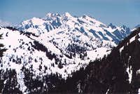 The Olympics Range (Sorted by Prominence)