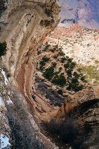 Grand Canyon Switchbacks