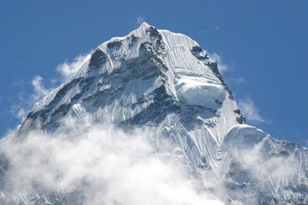 Summit of Ama Dablam
