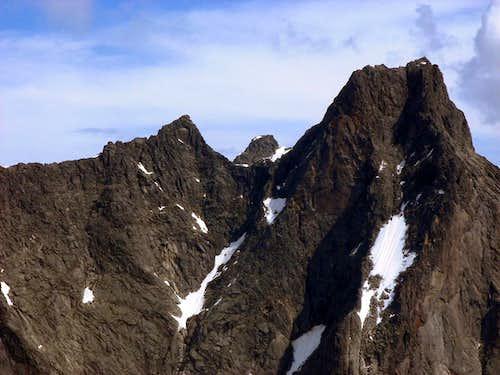 Storen as seen from Dyrhaug-ridge