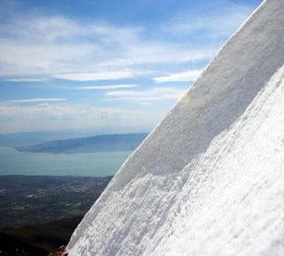 Snow Arete