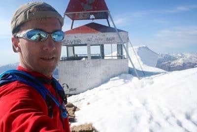 Summit Self Portrait