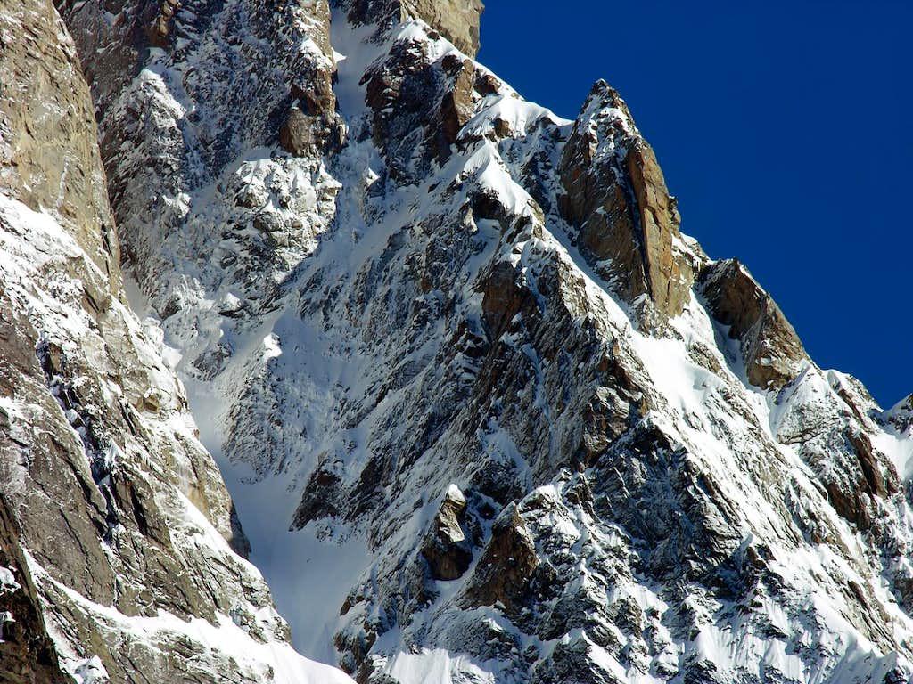 The Tronchey Ridge...