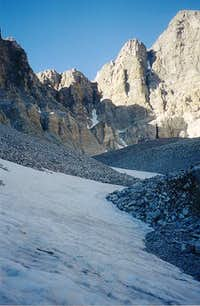 Nevada's Glacier