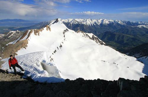 Timpanogos Summit