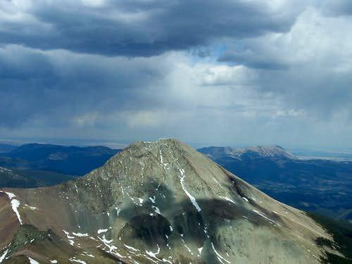 Mt  Lindsey