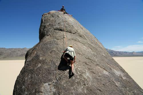 Grandstand Climbing