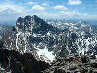 Crestone Peak and the Sangres