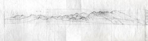 Kaweah Peaks (a work in progress)