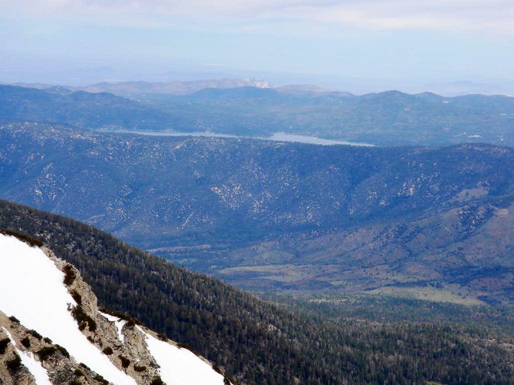 Summit View toward Big Bear Lake