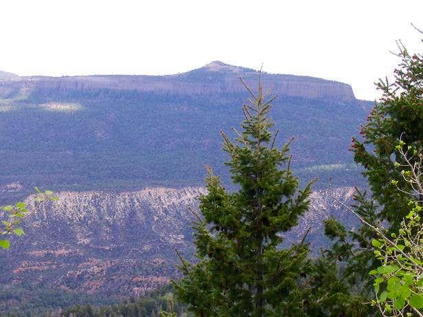 Beautiful Mountain (NM)