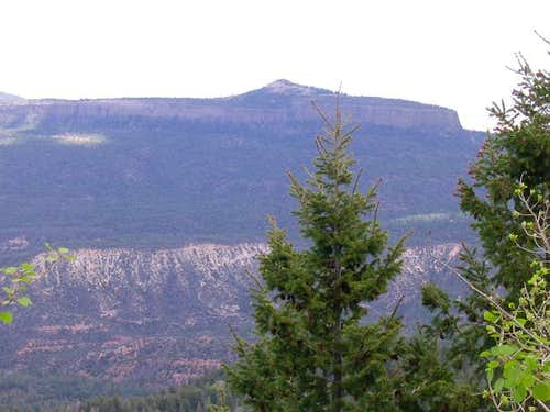 Beautiful Mountain (NM)