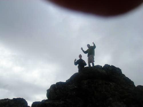 Return to Church Mountain