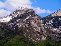 Rocky Mouth Canyon Peak