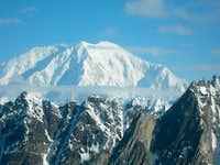 Mount Foraker from Little Switzerland